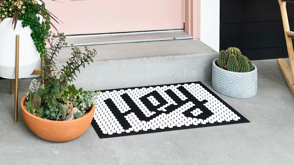 Tile Mat Customizable Doormat