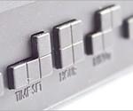 Tetris Alarm Clock - Closeup of Buttons
