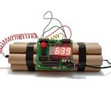 Defusable Alarm Clock