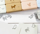 Animal Paper Clips