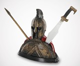 Hoplite Warrior Spartan Desk Accessory