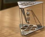 Impossible Table - Desktop Tensegrity Demonstration