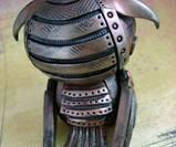Mechowlie Steampunk Owl
