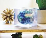 MOVA Green-Powered Rotating Globe Cube
