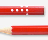 Pencil Dice - Pencil with Integrated Rolling Dice