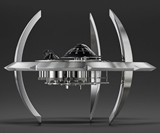 Starfleet Machine Clock
