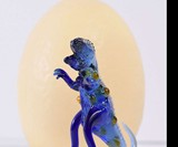 T-Rex Hatching Dinosaur Egg Candle