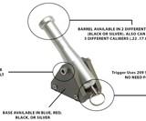 Trigger Multi-Caliber Mini Cannon