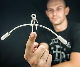 Kyle's Kinetics Handmade Balancing Sculptures