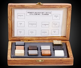 United Scientific Density Cube Set