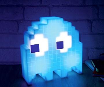 USB-Powered Pac-Man Ghost Light