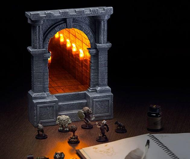Infinite Dungeon Corridor