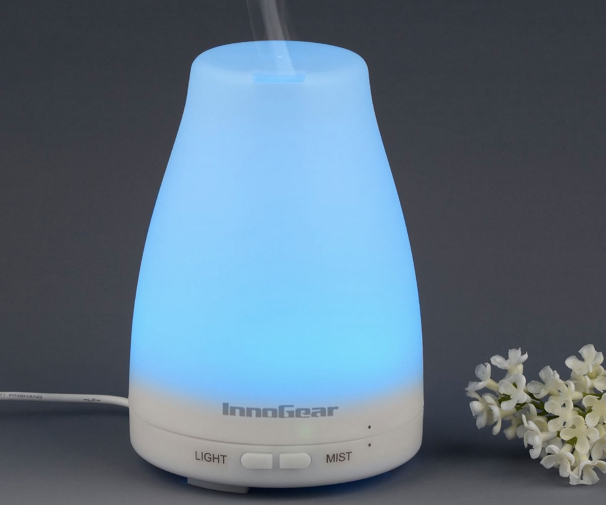 Ultrasonic Oil Diffuser ~ Ultrasonic essential oil diffuser dudeiwantthat