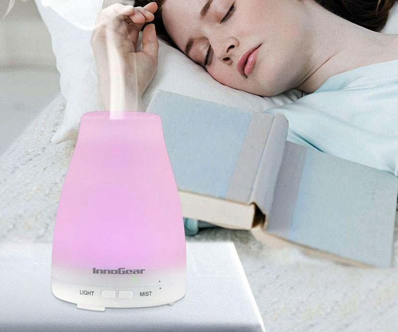 Ultrasonic Essential Oil Diffuser Whole Foods