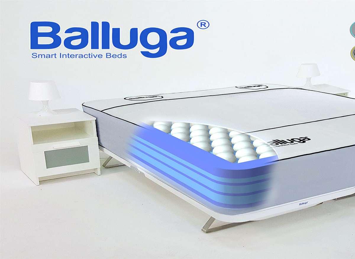 Balluga Smart Interactive Bed Dudeiwantthat Com