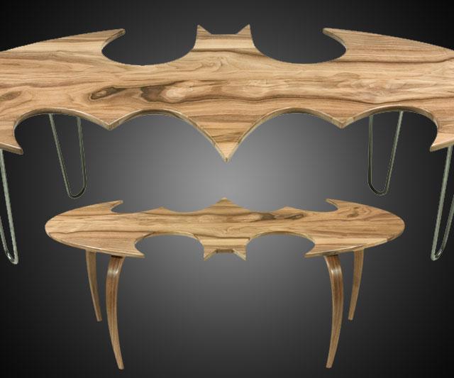 Batman Tables ... - Batman Tables DudeIWantThat.com