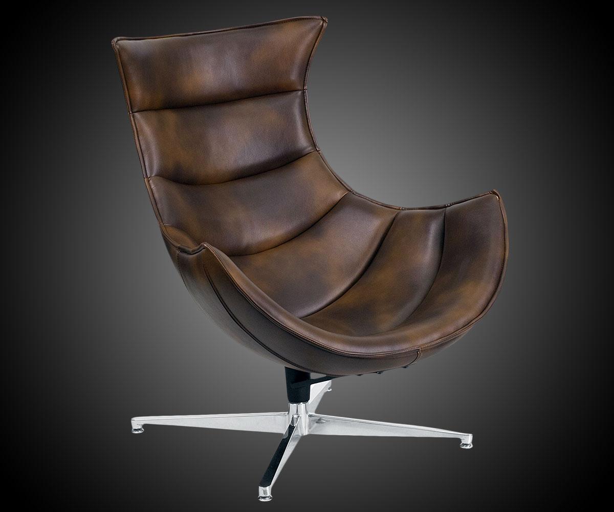 Bomber jacket leather furniture