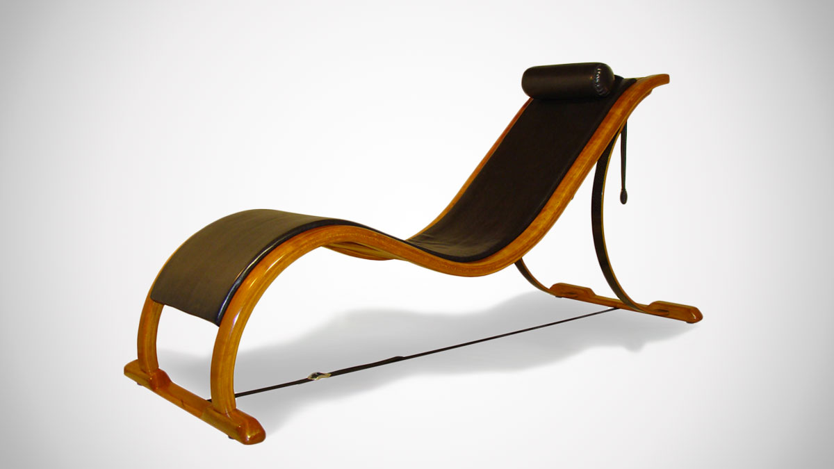 Bowchair Luxury Sex Chairs (NSFW)