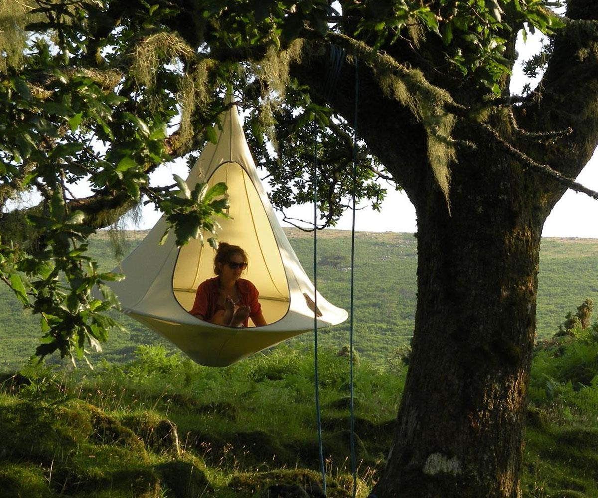 Cacoon Hanging Nest Dudeiwantthat Com