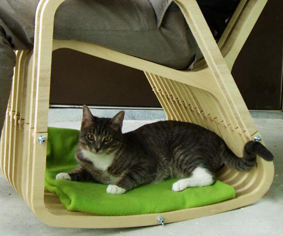 Human Amp Pet Rocking Chair Dudeiwantthat Com
