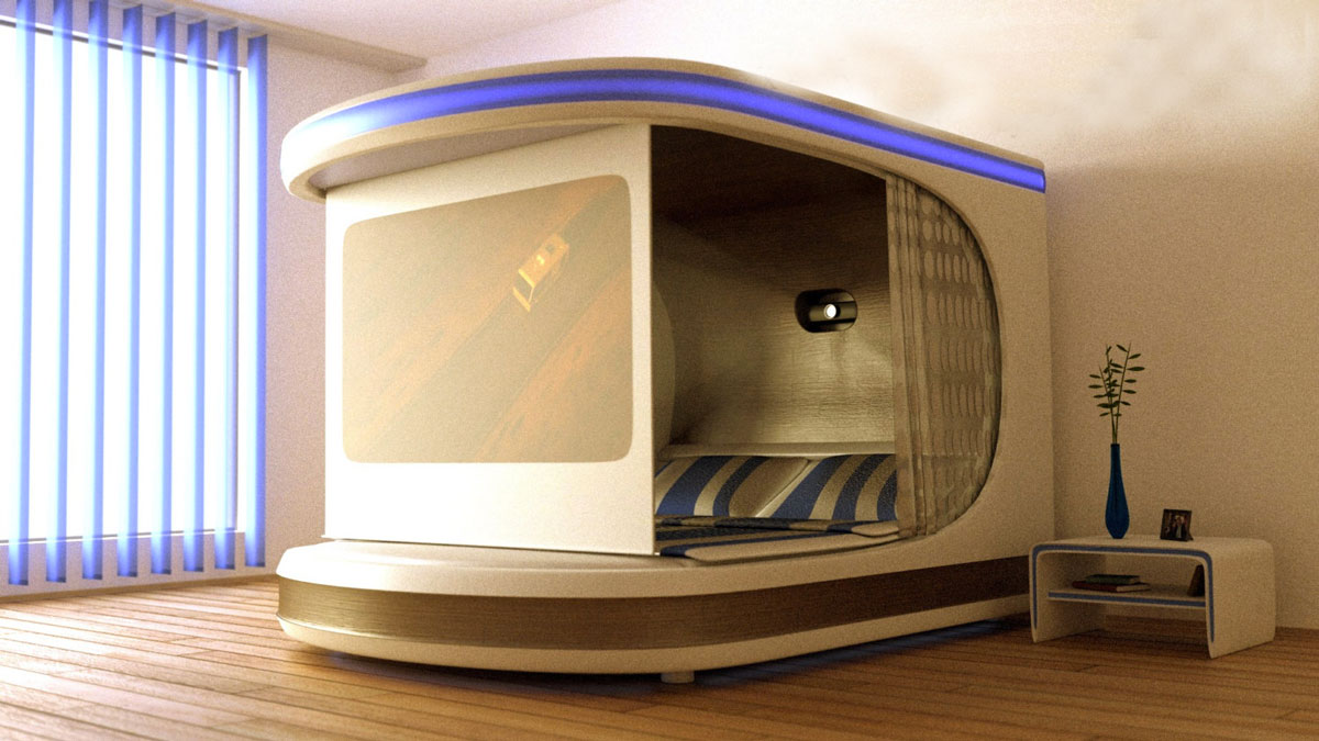 Cinema Bed For Sale