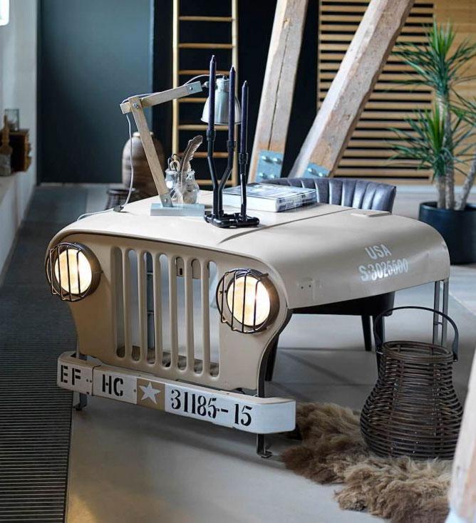Jeep Desk Dudeiwantthat Com