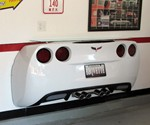 Corvette Mounted Table