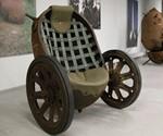 Marine Mine Woven Chair