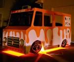 Ice Cream Truck Bed