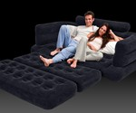 Inflatable Pull-Out Sofa