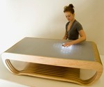 Interactive LED Tables