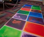 Liquid Lava Floor Tiles