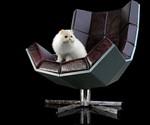 Villain Chair with Cat