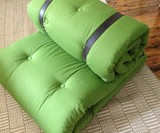 Buckel Up Belted Futon/Chair