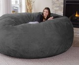 Chill Sack 8-Foot Bean Bag Chair