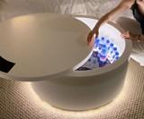 Comet Smart Nightstand with Cooler