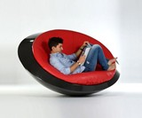 Flying Saucer Rocking Chair