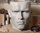 Harow Arnold Schwarzenegger Iconic Stool