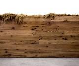 Icelandic Wool & Reclaimed Oak Chewbacca Sofa