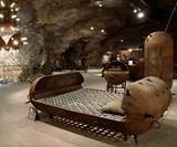 Marine Mine Bed