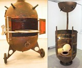 Marine Mine Grill and Toilet
