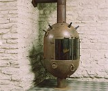 Marine Mine Wood Burning Stove