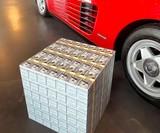 Million Dollar Cube Money Table