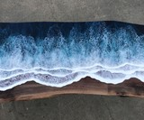Ocean Surf Coffee Table