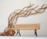 Pablo Reinoso Spaghetti Benches
