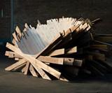Pallet Thief Wood Throne