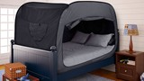 Privacy Pop Bed Tent