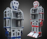 Robot Bookshelf