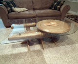 Star Trek Enterprise Coffee Table
