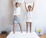 The Casper Sink & Bounce Mattress